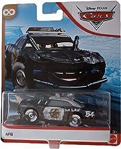 Pixar Disney Cars 1:55 Scale Thunder Hollow APB, Black/White