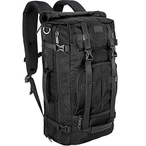 20b319838a Duffel and Backpack in One Carry on  Amazon.com