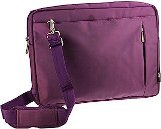 Navitech Lila Fall/Abdeckung Trage Tasche - Kompatibel Mit Dem ASUS VivoBook 17 | ASUS VivoBook 17 X712FA | ASUS VivoBook 17 X712FA-BX020T