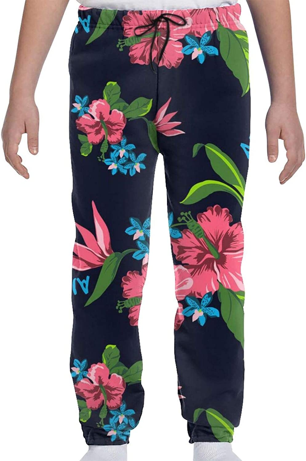 Oomato Heart 3D Youth Sweatpants Print At the price Rare G Teens Trousers Boys