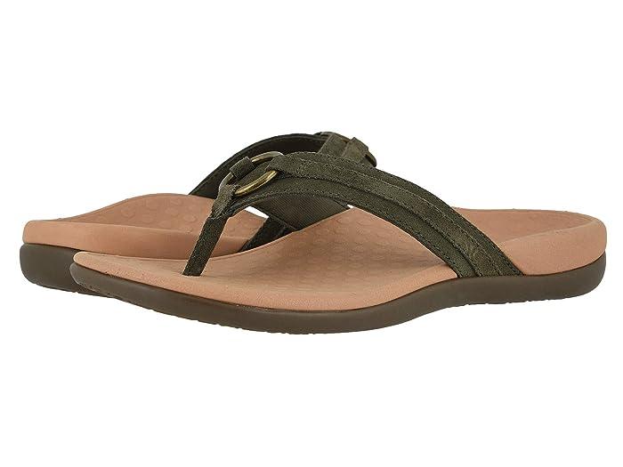 VIONIC  Aloe (Olive) Womens Shoes
