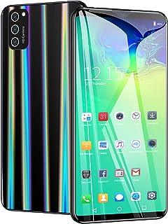 ZXYSR M31s Telefonos, Pantalla De 6.1 Pulgadas 4 GB De RAM + 64 GB De ROM Telefono Movil Reconocimiento Facial Doble SIM 4...