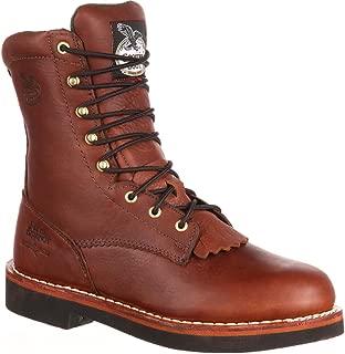 Georgia Boot Men's Georgia Lacer Work Shoe