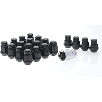 Installation Kit Mr 14mm x 1.50 Thread Size Lugnut 30-3041 Bulge Acorn Lug Nut Wheel 25 Pieces