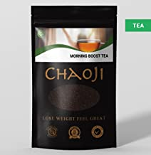 Chaoji Morning Boost Tea aE Natural Detox Slimming Tea aE Helps Against Diabetes Cholesterol and Weight Gaining aE Improves Digestion aE Protein Enrichen Tea aE Detox and Weight Loss Tea 1 Estimated Price : £ 14,99