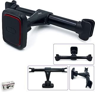 Magnetic Headrest Tablet Mount Holder for Car, Universal Magnet Car Mount Tablet Holder Compatible for iPad Mini, iPad Air & iPad Pro, Amazon Fire, Samsung Galaxy Tab | Puls-O