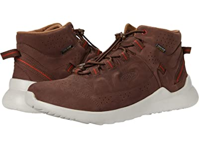 KEEN Highland Waterproof Chukka (Chestnut/Silver Birch) Men