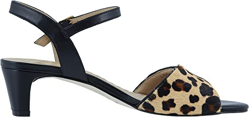 Leopard Haircalf/Black