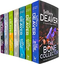 Lincoln Rhyme Thrillers Series Books 1 - 7 Collection Set by Jeffery Deaver (Bone Collector, Coffin Dancer, Empty Chair, S...
