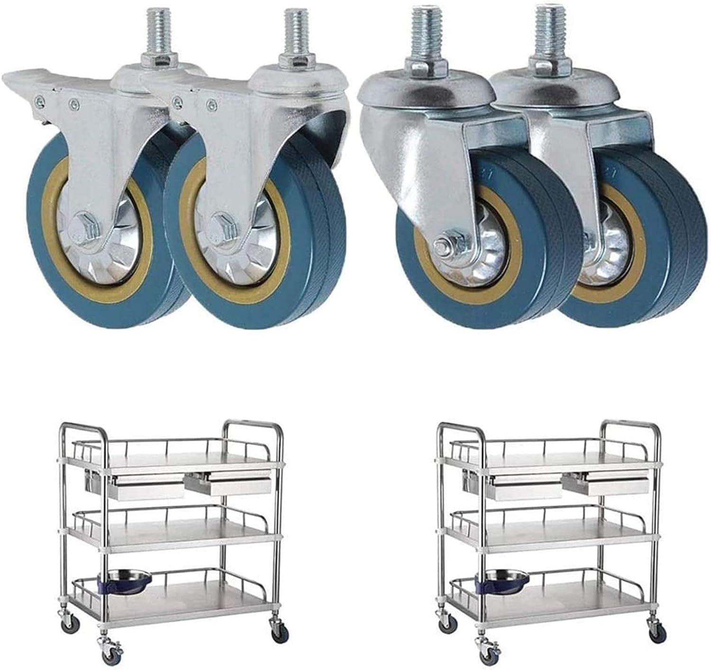 ZAMAX Swivel Caster Year-end gift Wheels Swive Animer and price revision highperformance castors