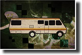 Breaking Bad Fleetwood Bounder - NEW Famous Vehicle Poster