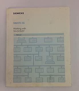 Siemens Simatic S5 Step 5 Version 6.6 Manual