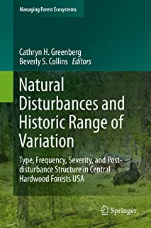 Natural Disturbances and Historic Range of Variation: Type, Frequency, Severity, and Post-disturbance Structure in Central Hardwood Forests USA (Managing Forest Ecosystems Book 32)