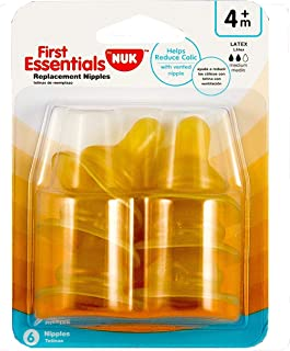 Gerber First Essential 6 Pack Latex (3 Packs of 6, 18 Total)