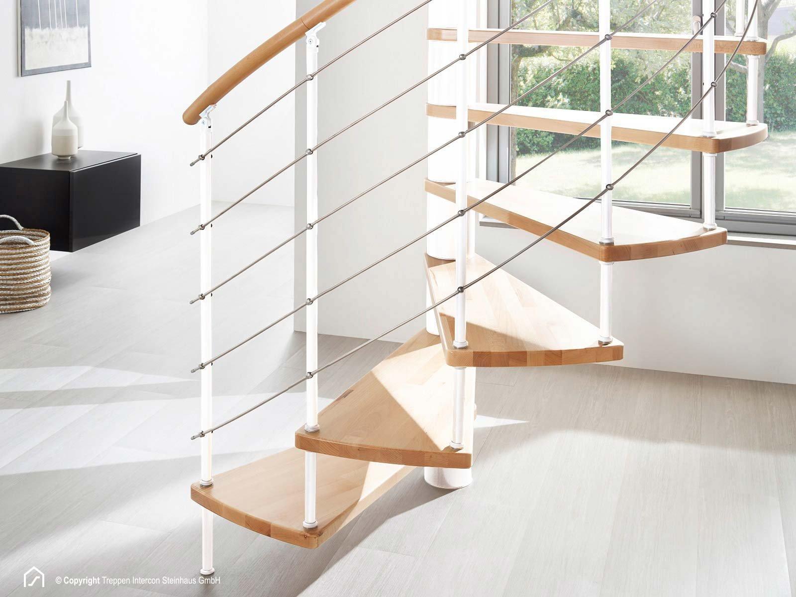 Eje Escaleras InterCon Caparo – Natural Edition en 120, 140 y 160 cm diámetro: Amazon.es: Bricolaje y herramientas