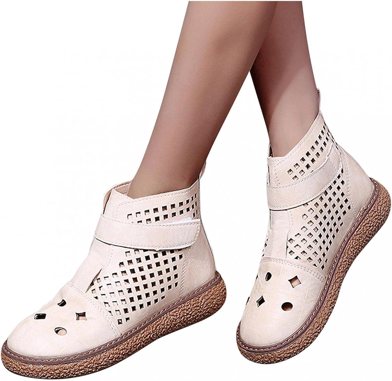 Niceast Regular dealer Ankle Boots for Sales Women Buckle Fashion Breatha Strap