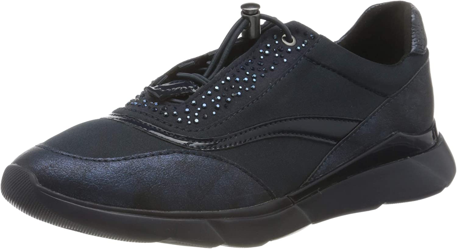 Geox Women's Low price Low-top Indianapolis Mall Sneaker Trainers
