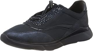 Geox D Hiver C, Zapatillas Mujer