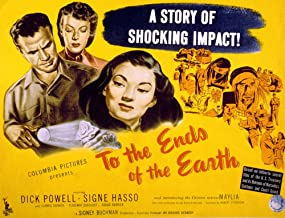 Posterazzi To The Ends of The Earth Dick Powell Signe Hasso Maylia 1948 Movie Masterprint Poster Print (14 x 11)