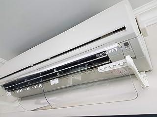 comprar comparacion SmartWing Deflector Aire Acondicionado Anti-soplado Directo Estirable y Ajustable, Claro, 60-110 cm