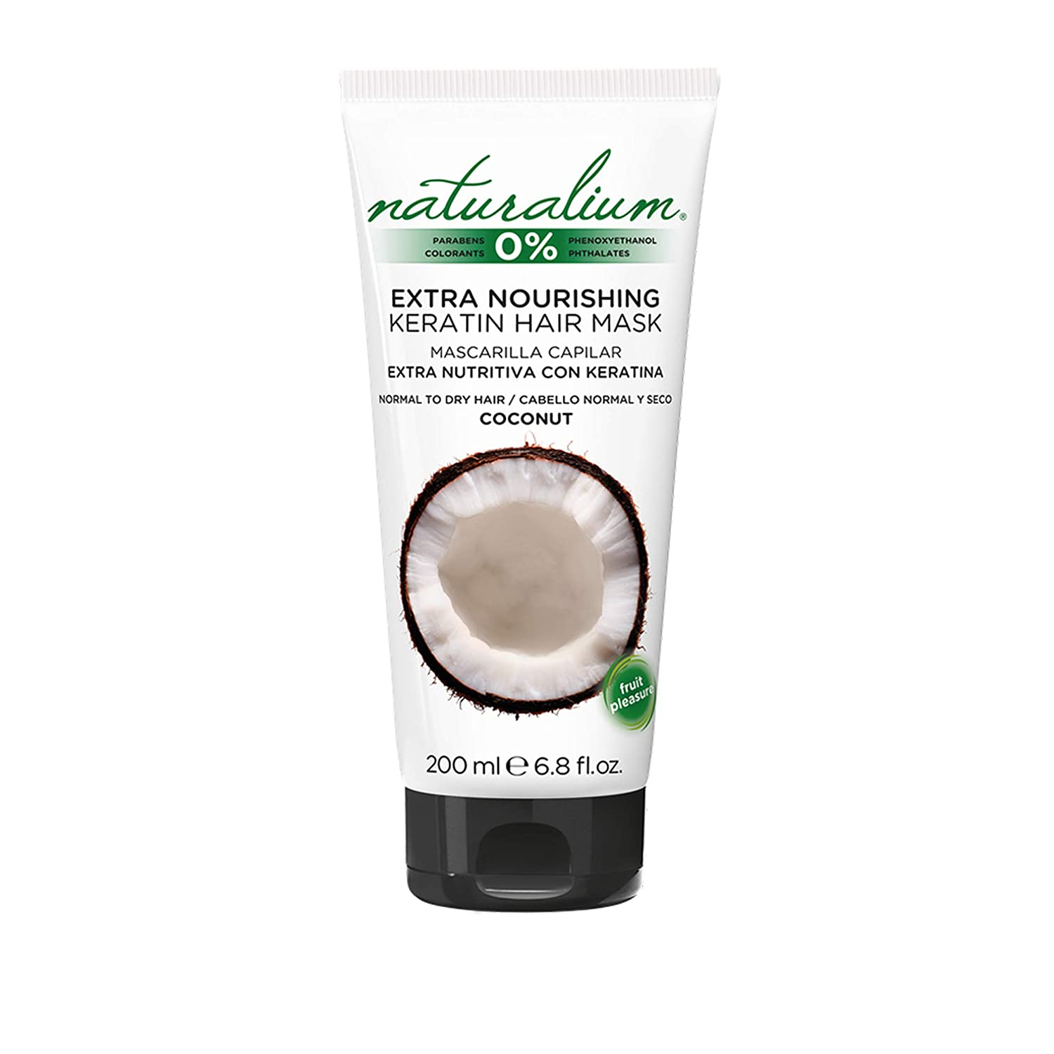 Natural Hair Mask with Repairing Trea New product by Courier shipping free shipping Naturalium Power