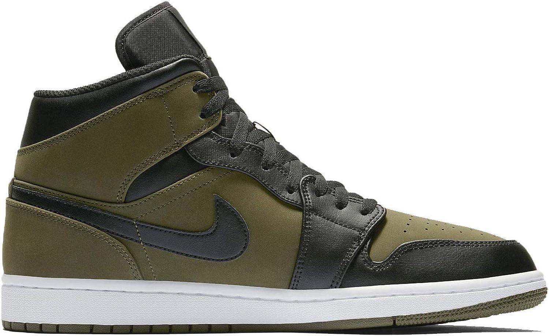 Nike Sportswear Männlich Air Jordan 1 MID Turnschuhe mid B07G5RWZ37  Wirtschaftlich und praktisch