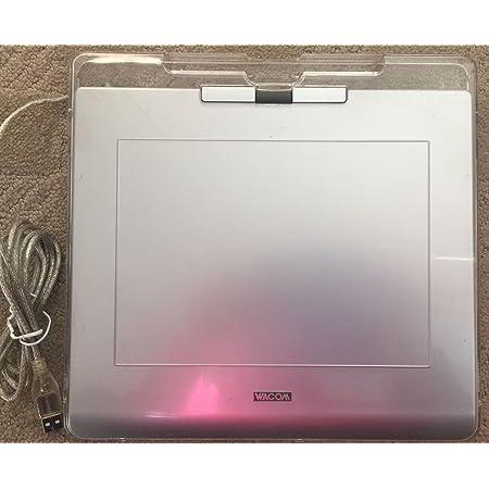 WACOM FAVO ペン&マウス・タブレット A5サイズ CTE-640/S0 シルバー (ソフト5種類付属)