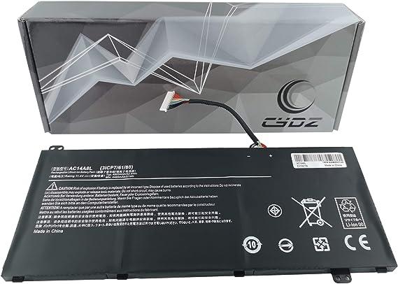 Cydz 11 4v 4605mah Laptop Akku Ac14a8l 3icp7 61 Elektronik