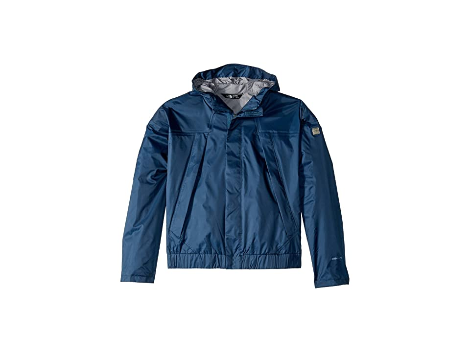 The North Face Kids Precita Rain Jacket (Little Kids/Big Kids) (Blue Wing Teal) Girl