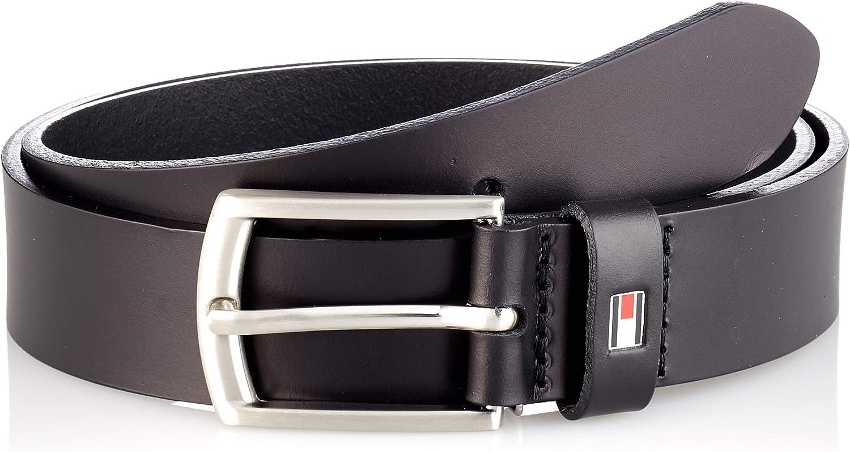 Tommy Hilfiger Jungen Kids Leather Belt Grtel