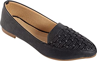 Stepee Casual Fashion Slip-on Stylish Flat Daily use Ballet/Belly/for Women & Girls