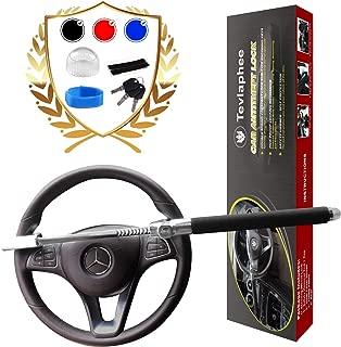 glass steering wheel