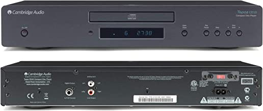 Cambridge Audio Topaz CD10 CD Player - Black