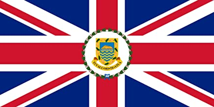 magFlags Bandera Large Governor of Tuvalu 1976?1978   Bandera Paisaje   1.35m²   80x160cm