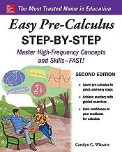 Best easy precalculus step-by-step Reviews