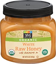365 Everyday Value, Organic US Grade A White Honey, Raw, 16 oz