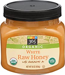 365 Everyday Value, Organic US Grade A White Honey, Raw, 16 oz