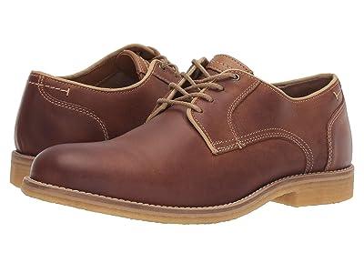 J&M EST. 1850 Howell Plain Toe (Light Tan) Men