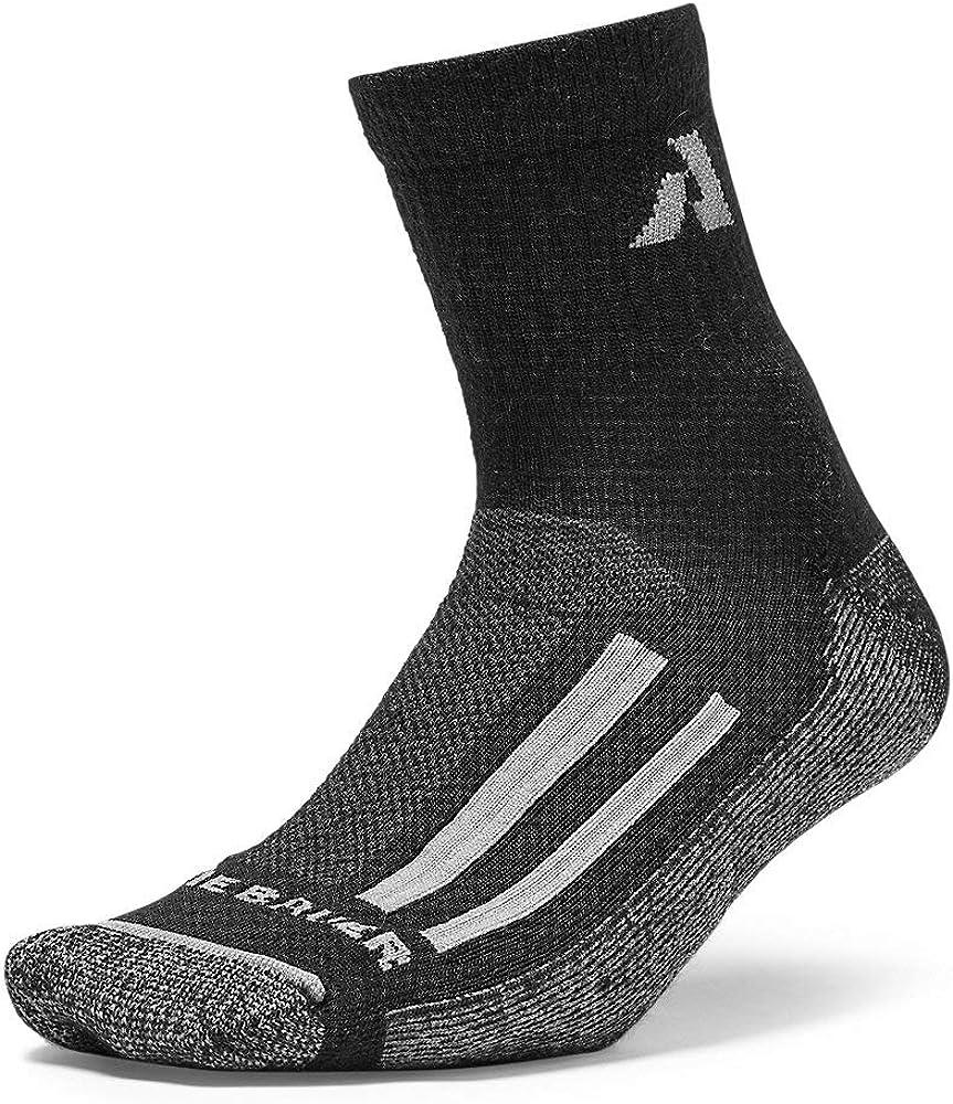 Eddie Bauer Mens Guide Pro Merino Wool Socks - Mid Crew