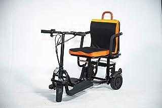 Ezfold Super Lightweight 38 lbs. Foldable Scooter