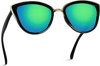 Best green mirror tint sunglasses Reviews