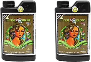 Advanced Nutrients 8550-14AB pH Perfect Sensi Grow Coco Part A+B, 1 Liter, Brown/A