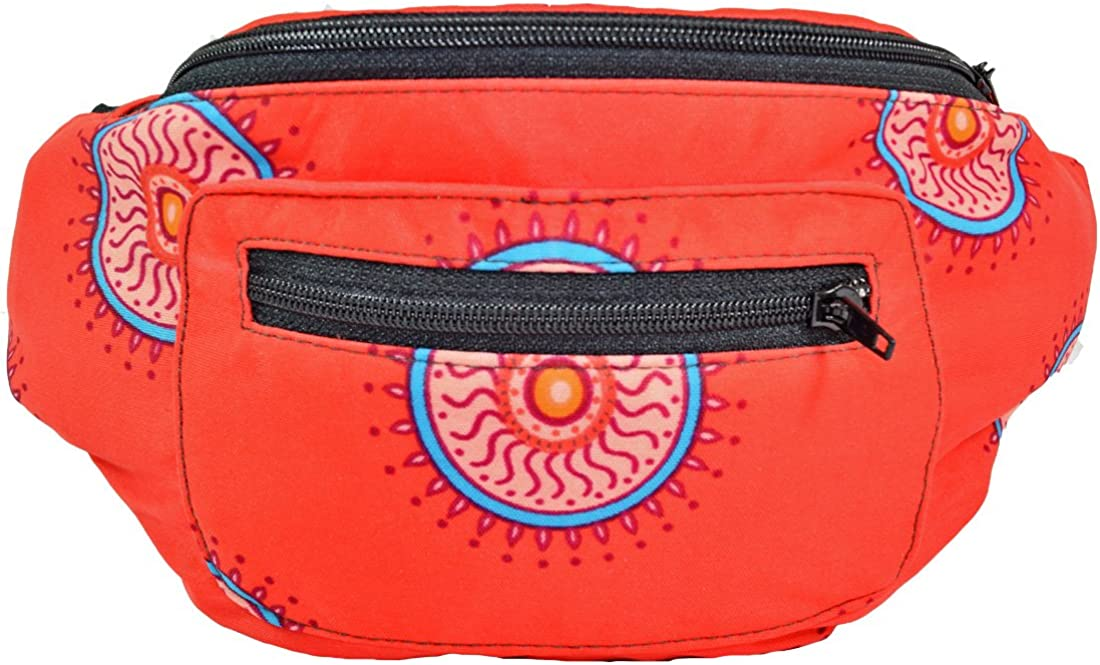 Acid Party High quality Fanny Pack Bargain sale Stylish Handmade Boho Chic Hid with
