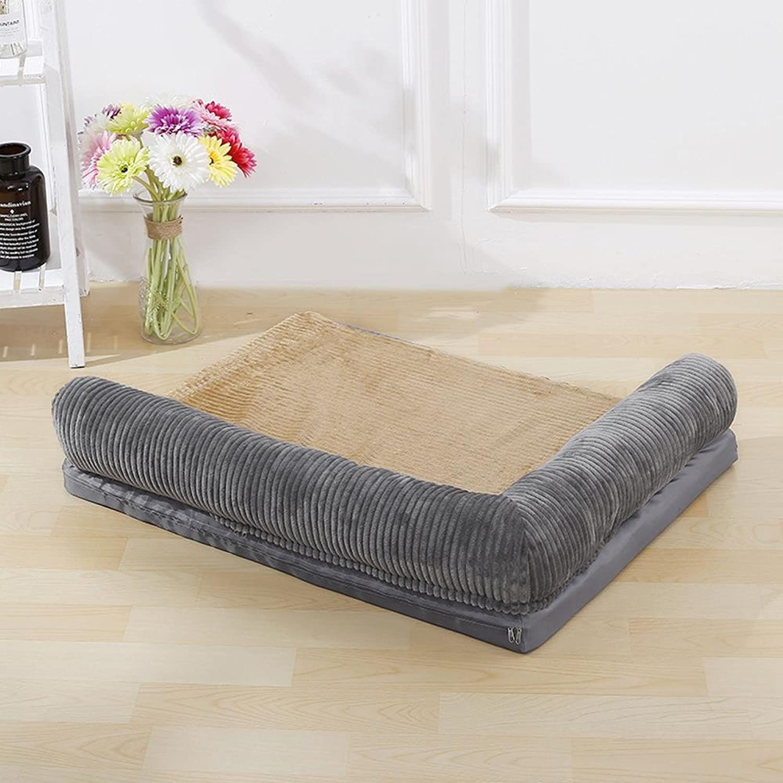 Dixinla Pet Bed Kennel Cat Litter Dog Sofa Bed mat Washable