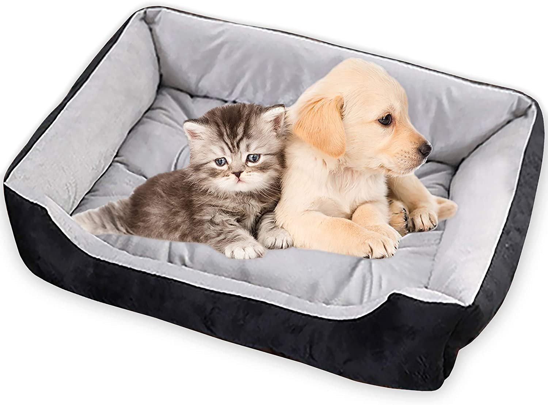 labworkauto Bargain sale Pet Bed Dog Detroit Mall Cat Cozy Slip Mats Cushion Warm Non Soft