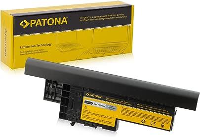PATONA Laptop Akku f r IBM ThinkPad X60 1706 X60 1708 X60 1709 X60 2509 X60 2510 X61 7673 Li-ion  4400mAh  schwarz