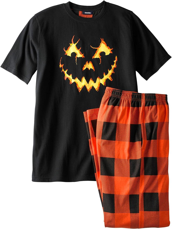 KingSize Men's Big Tall ◆セール特価品◆ Set Pajama Holiday 大放出セール Pajamas