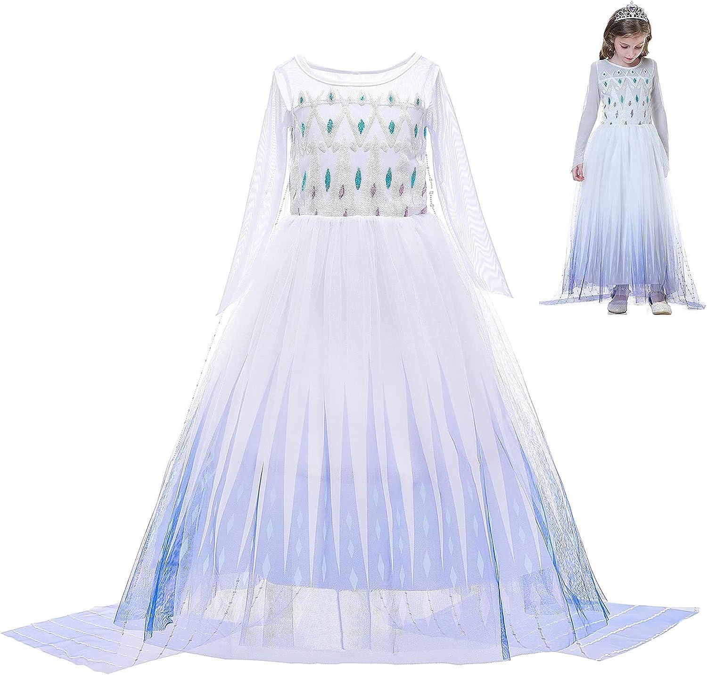 BIBIHOU Princess Beauty Bombing new work products Dress up Costume Brithday for Girls Part Little