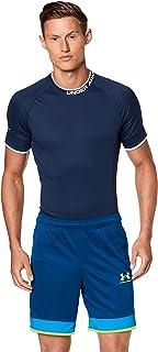 Under Armour Challenger III Knit Short, pantalones cortos para entrenar, pantalón short de hombre para correr hombre