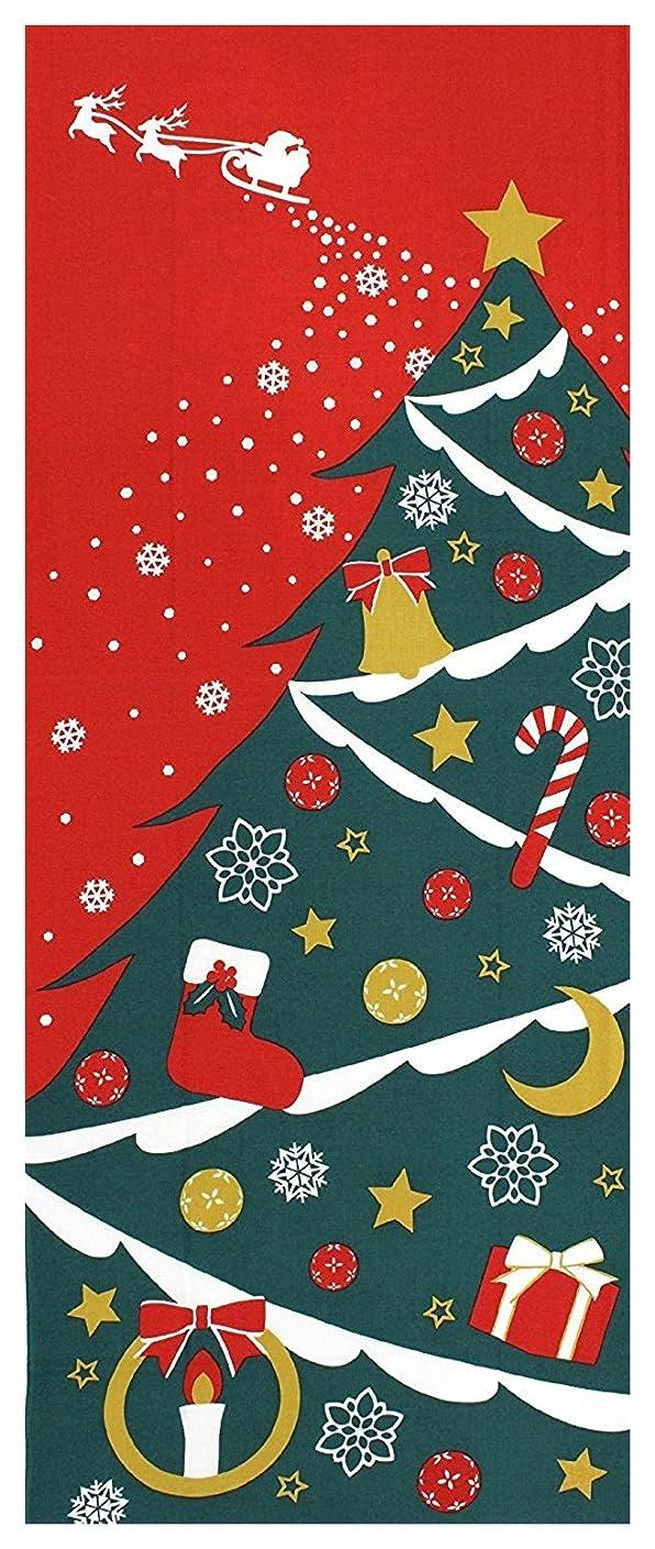ビタミン温度計姓手ぬぐい 四季彩布 季節を彩るてぬぐい 日本製 約90cm×約35cm